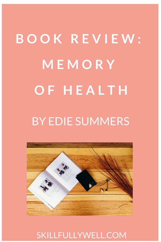 book review_memory of health