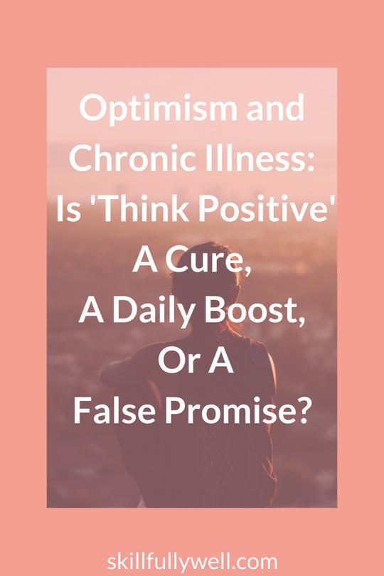 Optimism and Chronic Illness