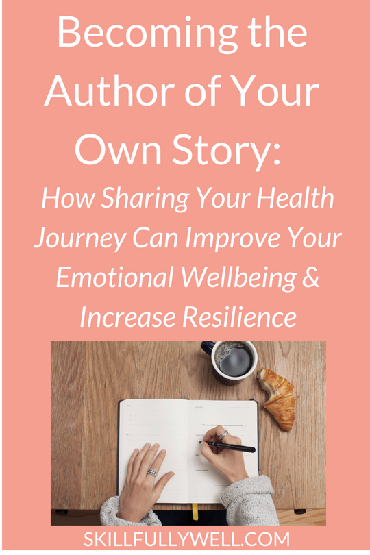 Becoming the Author of Your Own Story